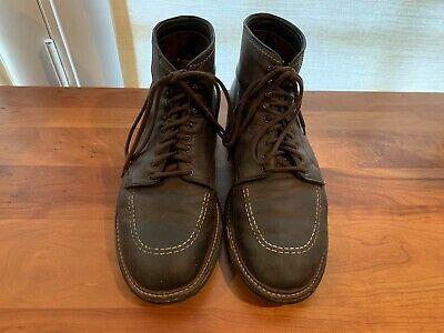 Alden 40505HC Brown Kudu Indy Boot
