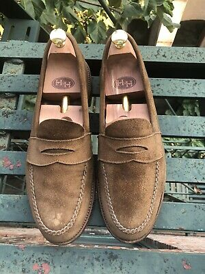 Alden 6243F Snuff Suede LHS / Penny